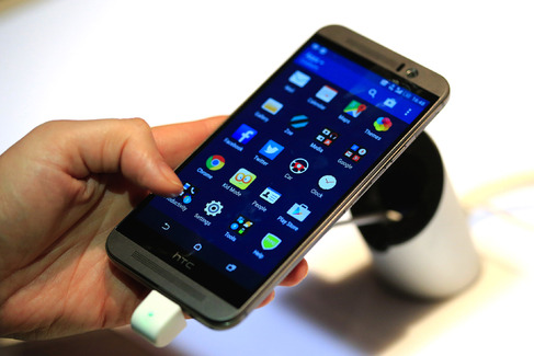HTC Trading Below Cash Leaves Smartphone Brand With No Value